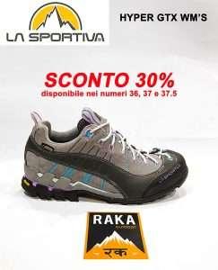 La Sportiva HYPER GTX wm's