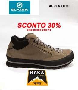 Scarpa ASPEN GTX