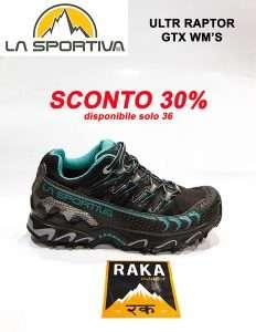 La Sportiva ULTRA RAPTOR GTX WM'S