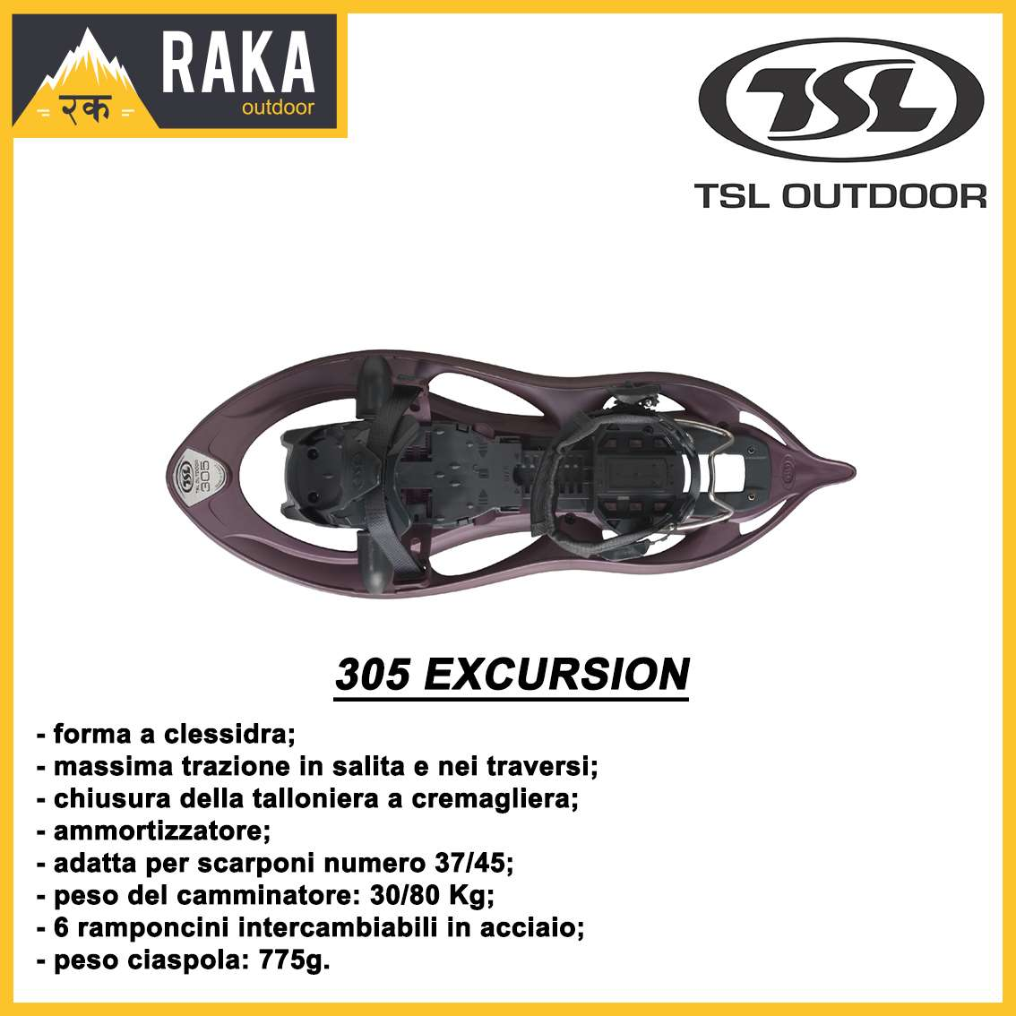 TSL OUTDOOR 305 EXCURSION
