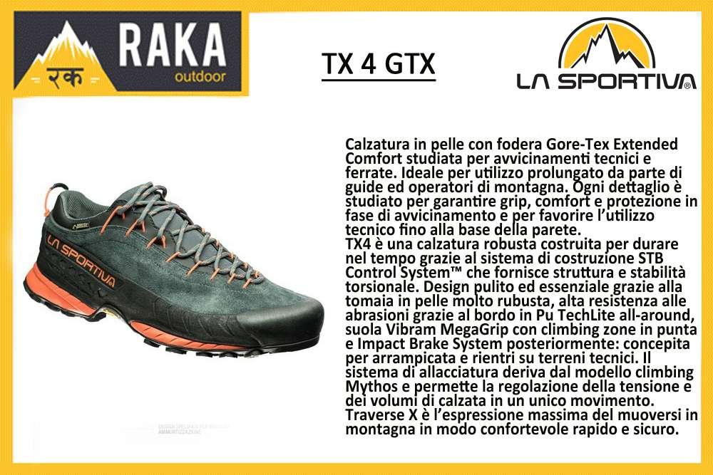 LA SPORTIVA TX4 GTX