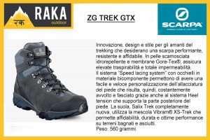 SCARPA ZG TREK GTX