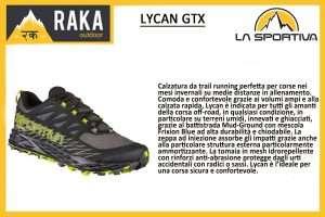 LA SPORTIVA LYCAN GTX