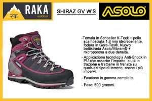 ASOLO SHIRAZ GV W'S