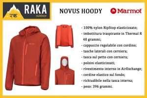 MARMOT NOVUS HOODY