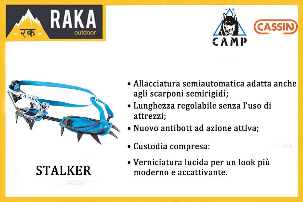 Rampone Camp Stalker