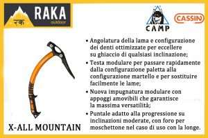 CAMP X-ALL MOUNTAIN