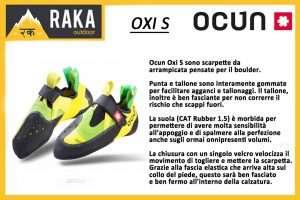 OCUN OXI S