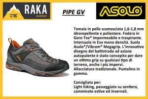 ASOLO PIPE GV