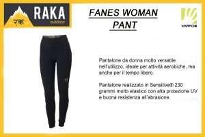 KARPOS FANES WOMAN PANT