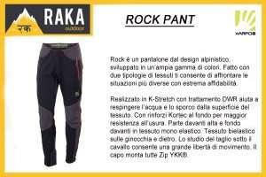 KARPOS ROCK PANT