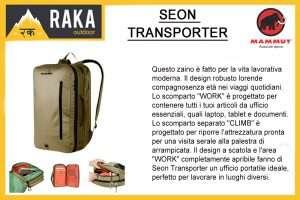 MAMMUT SEON TRANSPORTER
