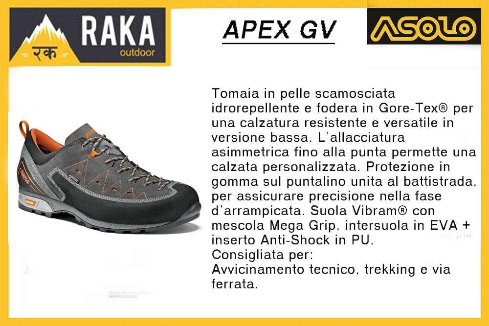 ASOLO APEX GV