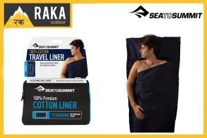 SEA TO SUMMIT COTTON TRAVEL LINER