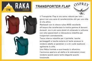 OSPREY TRANSPORTER FLAP