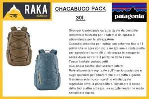 Patagonia Chacabco Pack